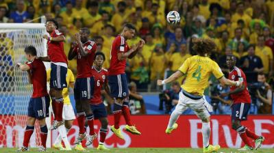 بالفيديو .. البرازيل تكتسح كولومبيا وتتأهل إلى نصف نهائي المونديال