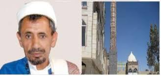 """إنفجار قنبلة يدوية داخل مسجد ومركز بدر التابع للحوثيين الذي يرأسه """" المحطوري """" في العاصمة صنعاء"""