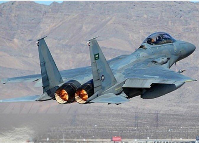 التحالف يعلن عن عملية عسكرية في صنعاء والمواقع التي تم إستهدافها حتى اللحظة
