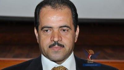"""وزير الكهرباء """"الأكوع""""  يذكر أسباب فقدان 200 ميجا من المحطات البخارية و الديزل"""