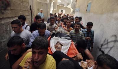 126 شهيدا ونحو ألف جريح بتصاعد العدوان على غزة