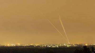 مقتل أول إسرائيلي في قصف صاروخي من غزة