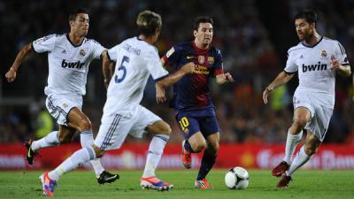 """ريال مدريد وبرشلونة .. """"الأعلى قيمة"""" عالمياً"""