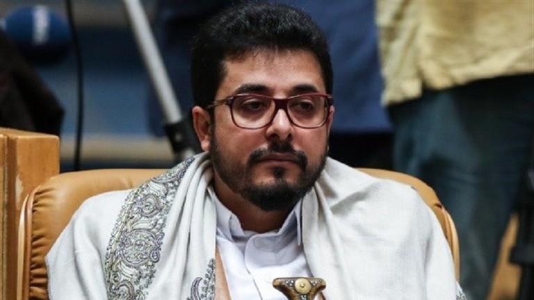 الحوثيون يصدرون قراراً بتعيين سفيراً لدى إيران ( صوره السفير )
