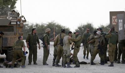 إصابة 26 جنديا للاحتلال وعمليات للمقاومة خلف خطوطه