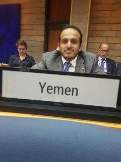 السفير عبد السلام العواضي يشارك في الاجتماع الـ 147 للمندوبين الدائمين لدى برنامج الامم المتحدة للبيئة في نيروبي