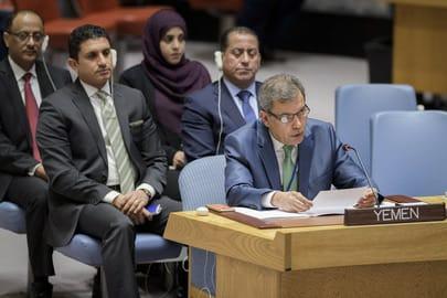 الحكومة اليمنية تجدد تأكيدها بان الانتقال إلى أي مشاورات سياسية مرهون بتنفيذ اتفاق ستوكهولم