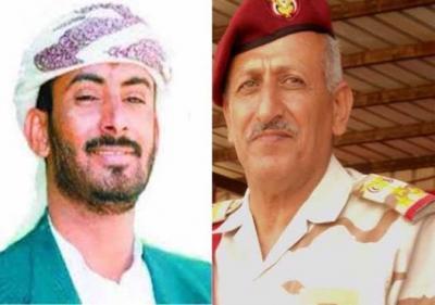 ماذا قال الشيخ صغير بن عزيز عضو مجلس  النواب وأحد ضحايا الحوثيين عن إستشهاد العميد الركن حميد القشيبي