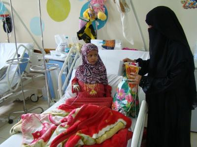 السرطان في اليمن..  الضحايا في ازدياد!!