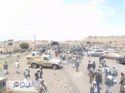 الحوثيون يبدأون بتنفيذ الخطوات الفعلية لمحاصرة صنعاء وإسقاطها