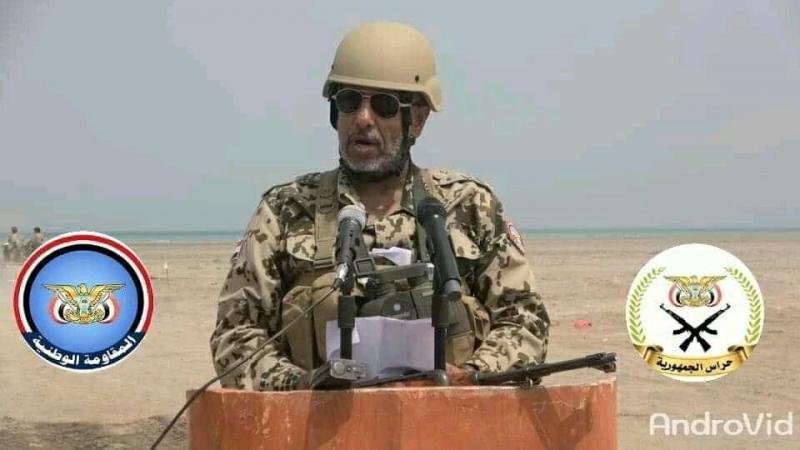 ظهور وزير الداخلية الأسبق من ضمن قوات العميد طارق بهذه الصفة ( صوره)