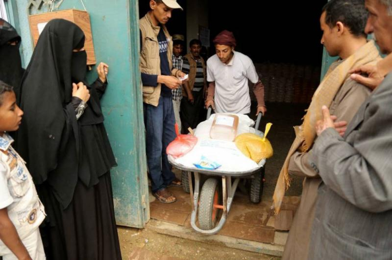 برنامج الأغذية العالمي يكشف حجم المبلغ الذي تحتاجه اليمن للإغاثة شهرياً