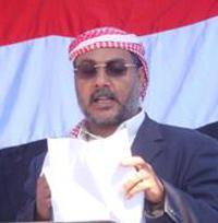 عضو مجلس النواب عن حزب الإصلاح الشيخ ربيش العليي يكشف حقيقة الأنباء التي تناولت إلتحاقه بالحوثيين