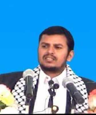 عبد الملك الحوثي في كلمته المتلفزة - يهدد - ويناشد - ويشكر ( اليوم برس - يُبرز أهم النقاط التي ذكرها زعيم الحوثيين في كلمته)