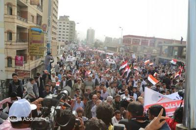 """ناشطون يطلقون حملة """" مطالب الشعب للحوثي """"  ( نص تلك المطالب )"""