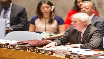 رئيس مجلس الأمن الدولي يتحدث عن عقوبات جديدة ضد المعرقلين في اليمن إن تطلب الأمر ذلك