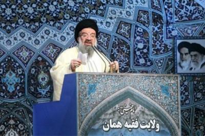 خطيب طهران يحذر من المساس بجماعة الحوثي ويصف الرئيس هادي بأنه من الفلول ورجل أمريكا