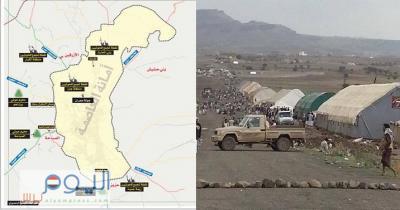مسلحو الحوثي يقطعون الطرق المؤدية إلى مداخل العاصمة صنعاء ويمنعون دخول وخروج أي سيارات تتبع الدولة