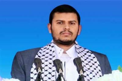 """زعيم الحوثيين يتحدث عن استمرار المفاوضات مع الدولة ويتهم الرئيس هادي بالتصدي لـ """" المطالب الشعبية """""""