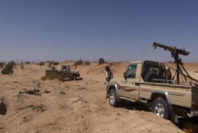 """الجوف : اللجان الشعبية"""" تسيطر على مواقع جديدة و6 قادة حوثيين يلقون مصرعهم (الأسماء)"""