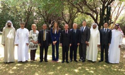 الدول العشر الراعية للمبادرة الخليجية  تصدر بيان شديد اللهجة وتحُمل جماعة الحوثي التدهور الامني بصنعاء( البيان)