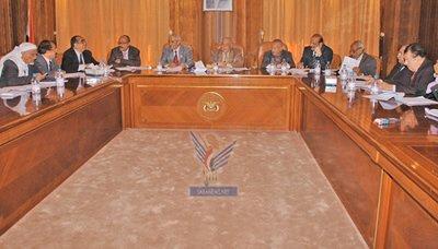 تصورات مجلس الشورى لمعالجة الأزمة الراهنة ( نص البيان)