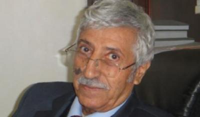 """أديب اليمن الكبير الدكتور """" المقالح """" يؤكدأن التحديات الحالية هي ذات التحديات التي واجهت ثورة سبتمبر"""