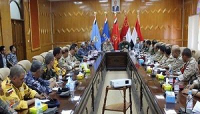 بيان  صادر عن اللجنة الأمنية العليا حول توسع جماعة الحوثي المسلحة بالعاصمة صنعاء