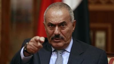 """الرئيس السابق """" صالح """" يتنبأ بسقوط الحوثيين ويكشف الأسباب"""