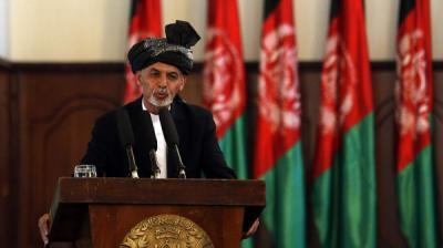 الرئيس الأفغاني الجديد يدعو لمحادثات سلام مع طالبان