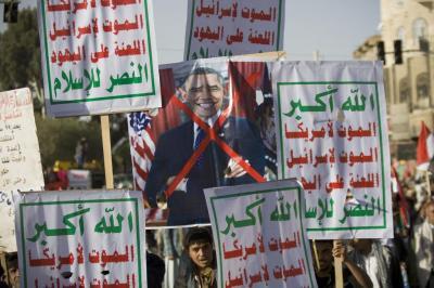 تصريحات مرتبكة للأمريكيين والحوثيين بعد تسريب لقاءات بين الجانبين