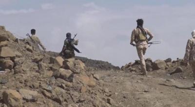 آخر مستجدات المعارك في تعز والمناطق التي سيطرت عليها قوات الجيش خلال الساعات الماضية