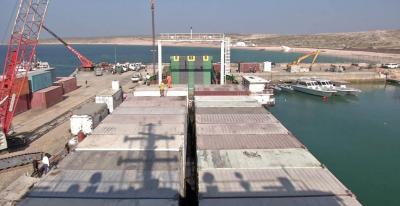 صراع بين وزير النقل ومحافظ سقطرى على خلفية تعيين مدير جديد لميناء سقطرى يتبع الإنتقالي ( وثيقة)
