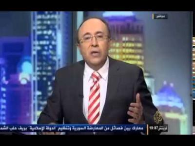 (شاهد - الفيديو كاملاً ) حلقة ساخنة من الإتجاه المعاكس حول سقوط صنعاء بيد الحوثيين والتي كان ضيفها مساء أمس - البخيتي وجميح