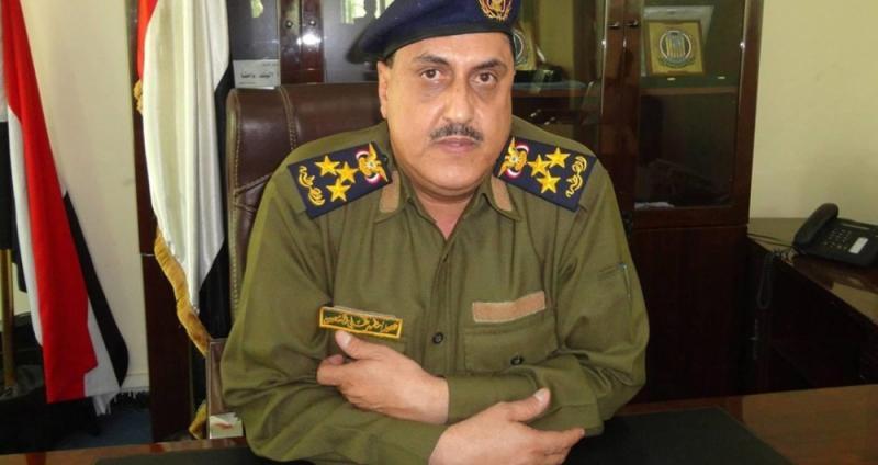 مدير أمن عدن يقول بأنه يشعر بالخجل مما يحدث !