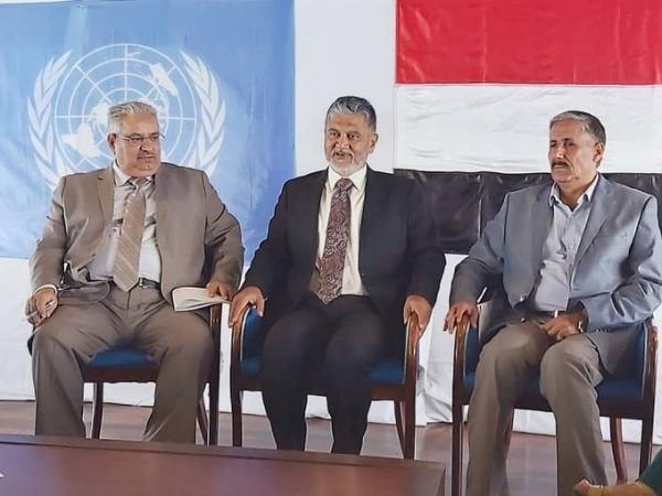 فريق الحكومة يرفض حضور مفاوضات مع الحوثيين في الأردن بشأن اتفاق الحديدة