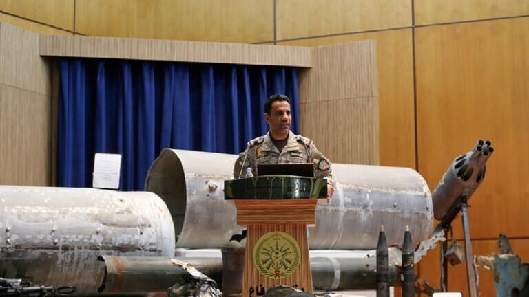 التحالف يعلن اعتراض وتدمير مسيّرة مفخخة أطلقها الحوثيون باتجاه جازان