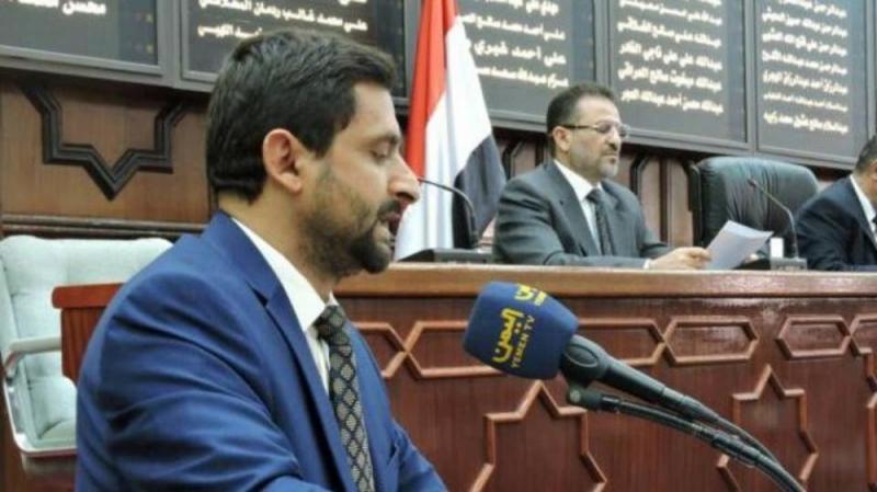 برلماني بصنعاء يهاجم الحوثيين ويقول