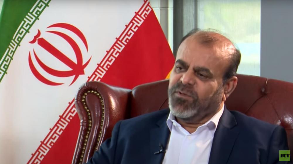 بالفيديو .. إيران تعترف بشكل رسمي بمساعدة الحوثيين وإرسال خبراء إلى اليمن