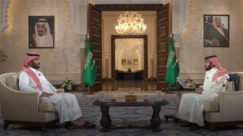 أبرز ما جاء في مقابلة ولي العهد السعودي محمد بن سلمان .. تحدث عن توجه السعودية في التعامل مع إيران والحوثيين وأمريكا والملفات الإقتصادية