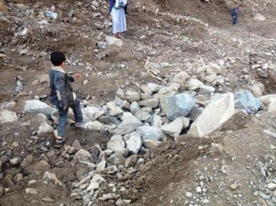 ابناء مسور بمحافظة ريمة يناشدون الرئيس هادي بسرعة إنقاذهم