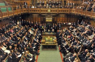 لأول مرة في تاريخ بريطانيا البرلمان يعترف بدولة فلسطين