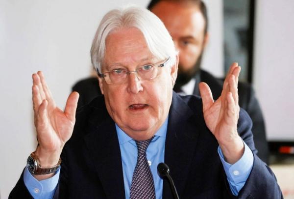 غريفيث أمام مجلس الأمن : الأطراف اليمنية لم تتمكن من الإتفاق وما هو ممكن اليوم قد لا يكون ممكنا في المستقبل