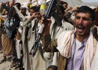 تجدد المواجهات المسلحة بين القبائل والحوثيين في إب وقتلى وجرحى في كمين نصبه مسلحون قبليون إستهدف تعزيزات حوثية