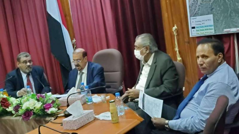 هيئة رئاسة مجلس النواب تبدأ إجتماعاتها في سيئون
