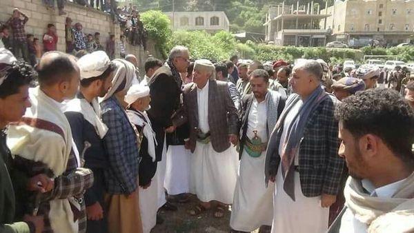 الحوثيون ينهون قضية