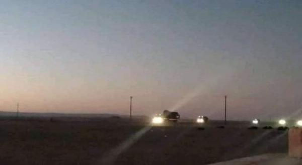 القوات الإماراتية تغادر معسكر العلم بشبوة