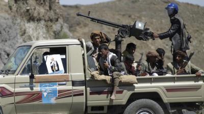 """الحوثيون يسيطرون على مناطق قيفة في رداع بعد سيطرتهم على جبل """"أسبيل"""" ودعم رئاسي - أمريكي مكنهم من تلك السيطرة"""