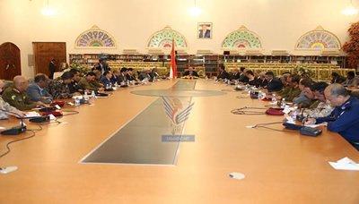 """"""" اليوم برس"""" ينشرالنص الكامل لكلمة الرئيس هادي أمام مجلس الدفاع الوطني والتي هاجم فيها الحوثيين ومن يساندهم"""