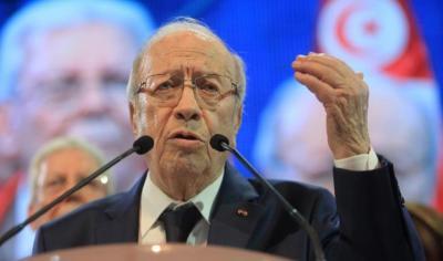 السبسي: مستعدون للحكم مع الأقرب لنا .. والغنوشي ..  لا مجال لإقصاء أحد في تونس بعد اليوم